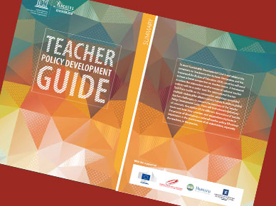 Teacher policy development research and documentation